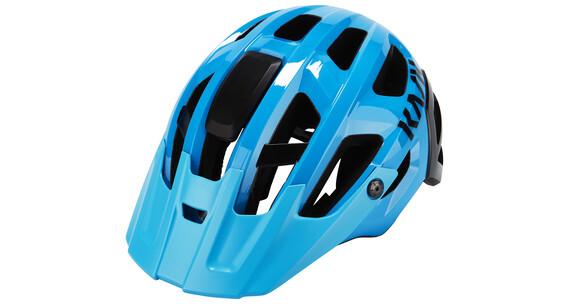 Kask Rex  hjelm blå/sort